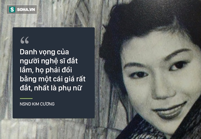 Bi kịch cuộc đời NSND Kim Cương: Cha bị đuổi không cho chết trong rạp hát, uất ức khi con trai bị bắt cóc - Ảnh 4.