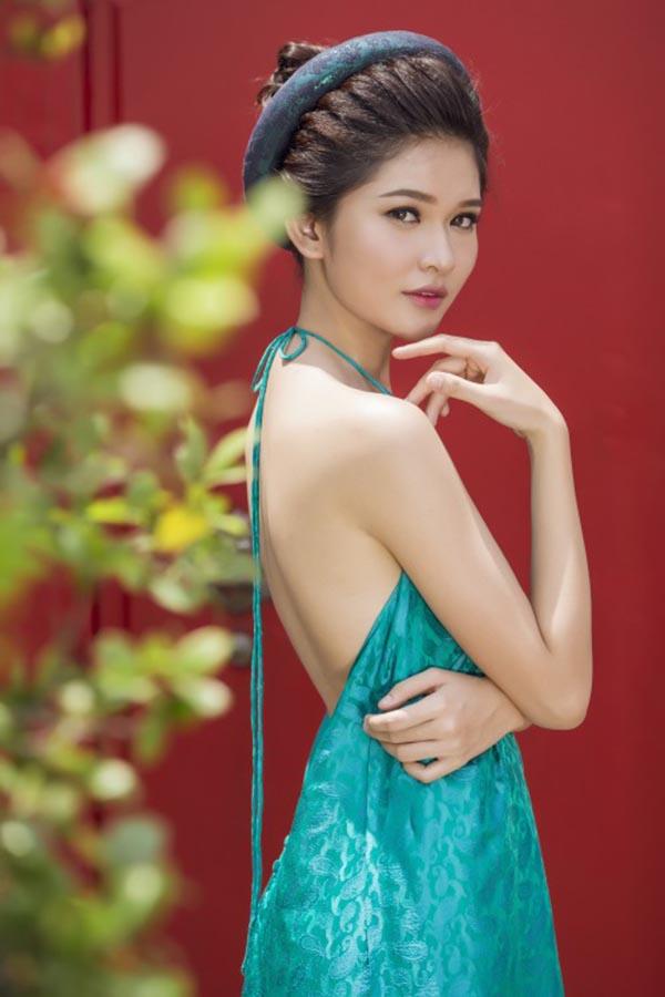 Vẻ nóng bỏng của 5 mỹ nhân Việt sắp thi nhan sắc quốc tế - Ảnh 10.