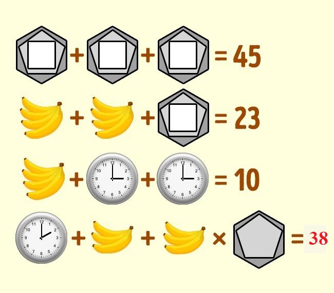 Giải được 5 trên 6 câu đố này trong 20 giây, bạn có thể thông minh hơn Einstein - Ảnh 10.