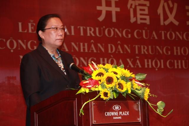 Trung Quốc đặt Tổng lãnh sự quán tại Đà Nẵng - Ảnh 1.