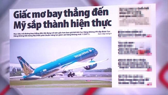 TIN TỐT LÀNH NGÀY 19/4: Người đẹp ngủ thức dậy ở Nam Sài Gòn và đường bay thẳng Việt Mỹ sắp thành hiện thực sau 15 năm - Ảnh 1.