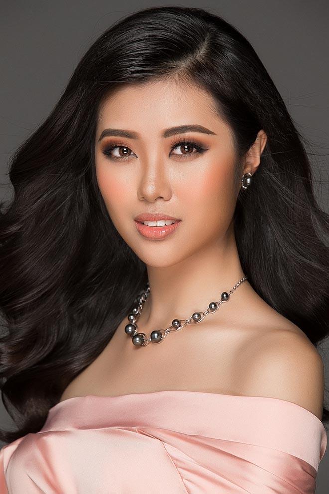 5 mỹ nhân có thành tích học tập ấn tượng nhất Hoa hậu Hoàn vũ Việt Nam - Ảnh 9.
