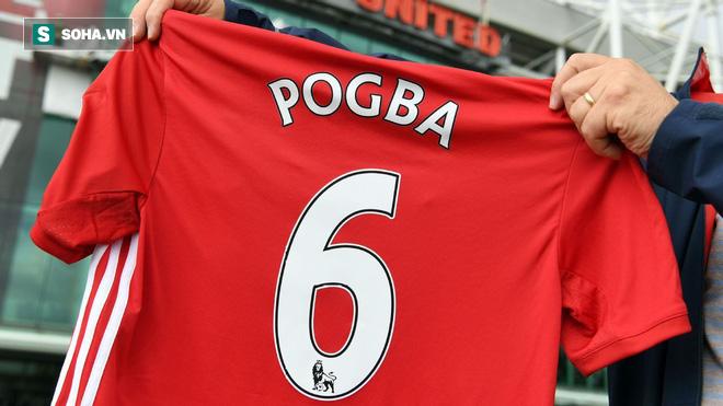 Pogba có nên hối hận vì đã bỏ Juve để trở lại Man United? - Ảnh 4