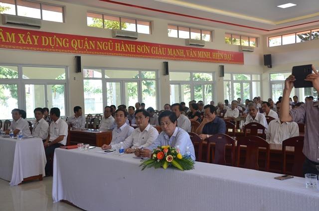 Phó Đoàn ĐBQH Đà Nẵng: Chưa có kết luận nào nói hai lãnh đạo của Đà Nẵng tham nhũng - Ảnh 2.
