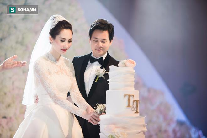 [TRỰC TIẾP] Toàn cảnh đám cưới Đặng Thu Thảo: Không gian cưới lộng lẫy như truyện cổ tích - Ảnh 2.