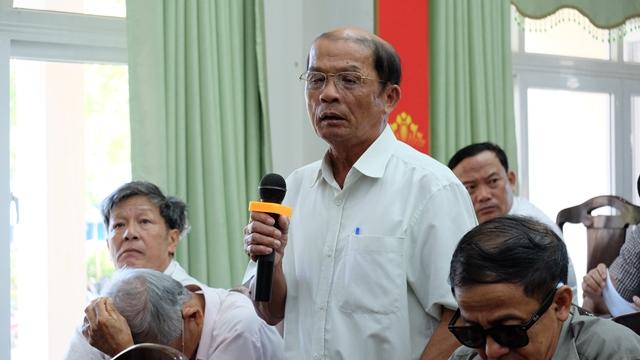 Phó Đoàn ĐBQH Đà Nẵng: Chưa có kết luận nào nói hai lãnh đạo của Đà Nẵng tham nhũng - Ảnh 1.