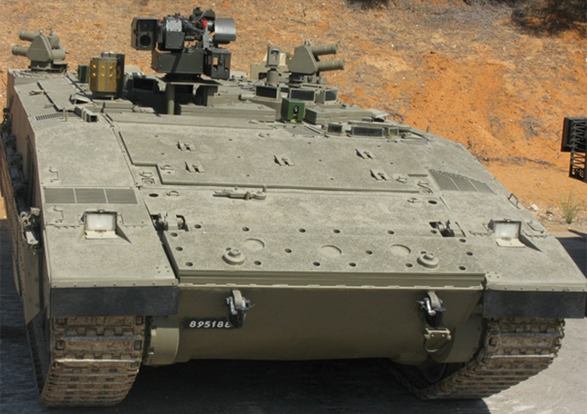 Hệ thống phòng vệ chủ động cho T-90: Arena hay Iron Fist? - Ảnh 3.