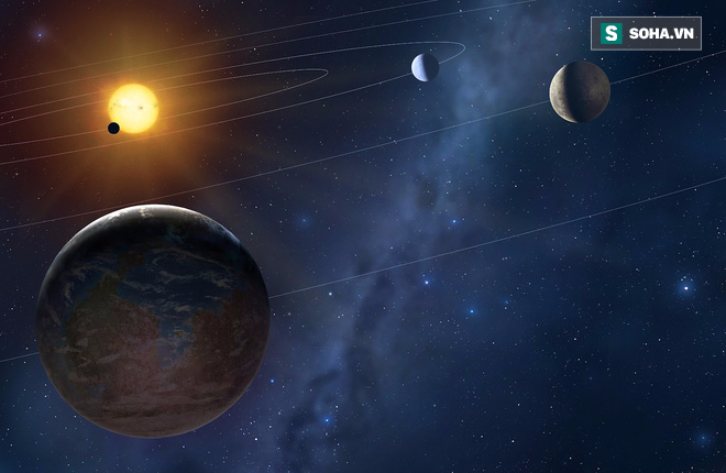 Những siêu Trái Đất có thể tồn tại sự sống mà nhân loại đã tìm được sau gần 60 năm - Ảnh 1.