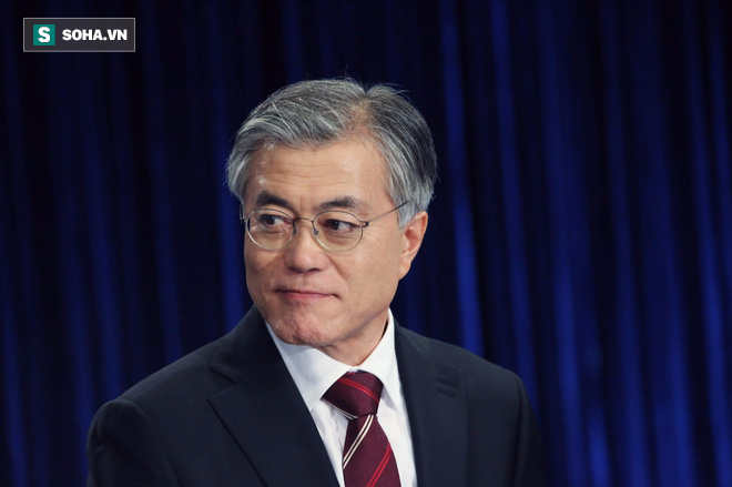 Bầu cử Tổng thống Hàn Quốc dậy sóng vì câu hỏi khó về Triều Tiên - Ảnh 1.