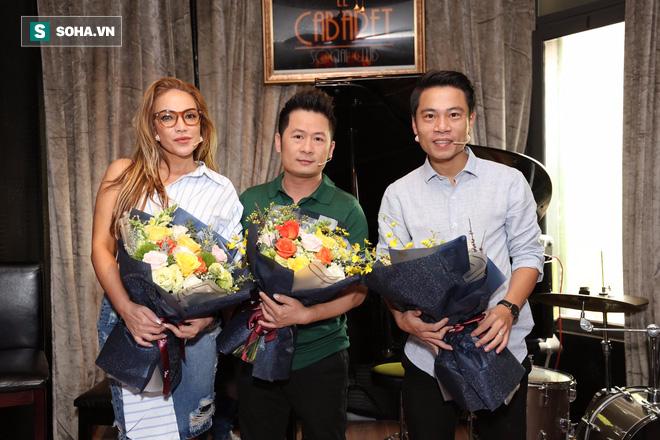 Bằng Kiều, Thanh Hà, Đạo diễn Hoàng Giang tiết lộ nhiều thông tin hot - Ảnh 3.