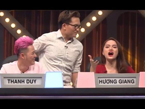 Nhà sản xuất lên tiếng việc nghệ sĩ Trung Dân bị Hương Giang Idol xúc phạm 2