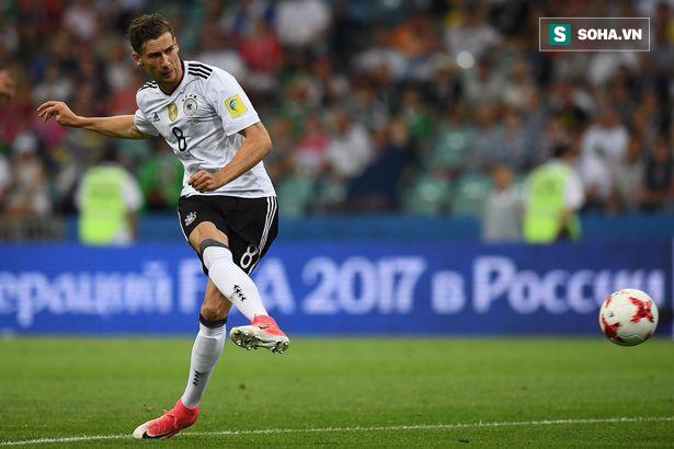 Thắng đậm Mexico, người Đức bỗng nhiên lo lắng về trận đấu