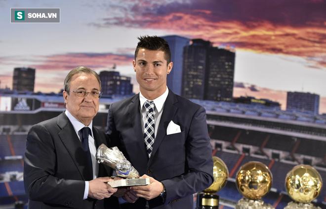 Cristiano Ronaldo: Vươn tới sự vĩ đại nhờ tiếng huýt sáo của... người nhà - Ảnh 7.