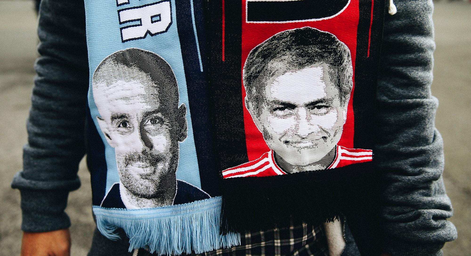 Mourinho, Pep & đại chiến Manchester: Đàn ông đích thực còn cần cả kẻ thù nữa! - Ảnh 11.