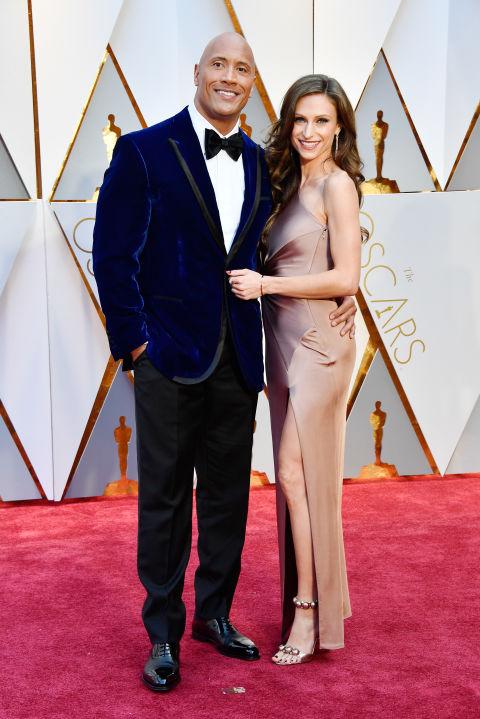 Thảm đỏ Oscar 2017: Mỹ nhân 50 Sắc Thái mờ nhạt dù mặc toàn đồ hiệu - Ảnh 33.
