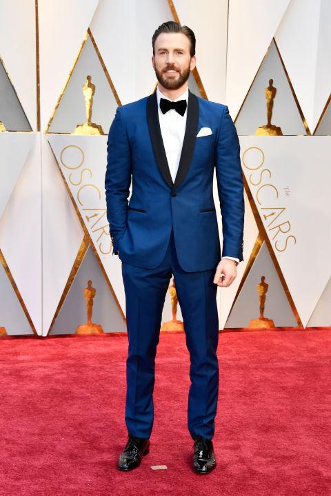 Thảm đỏ Oscar 2017: Mỹ nhân 50 Sắc Thái mờ nhạt dù mặc toàn đồ hiệu - Ảnh 35.