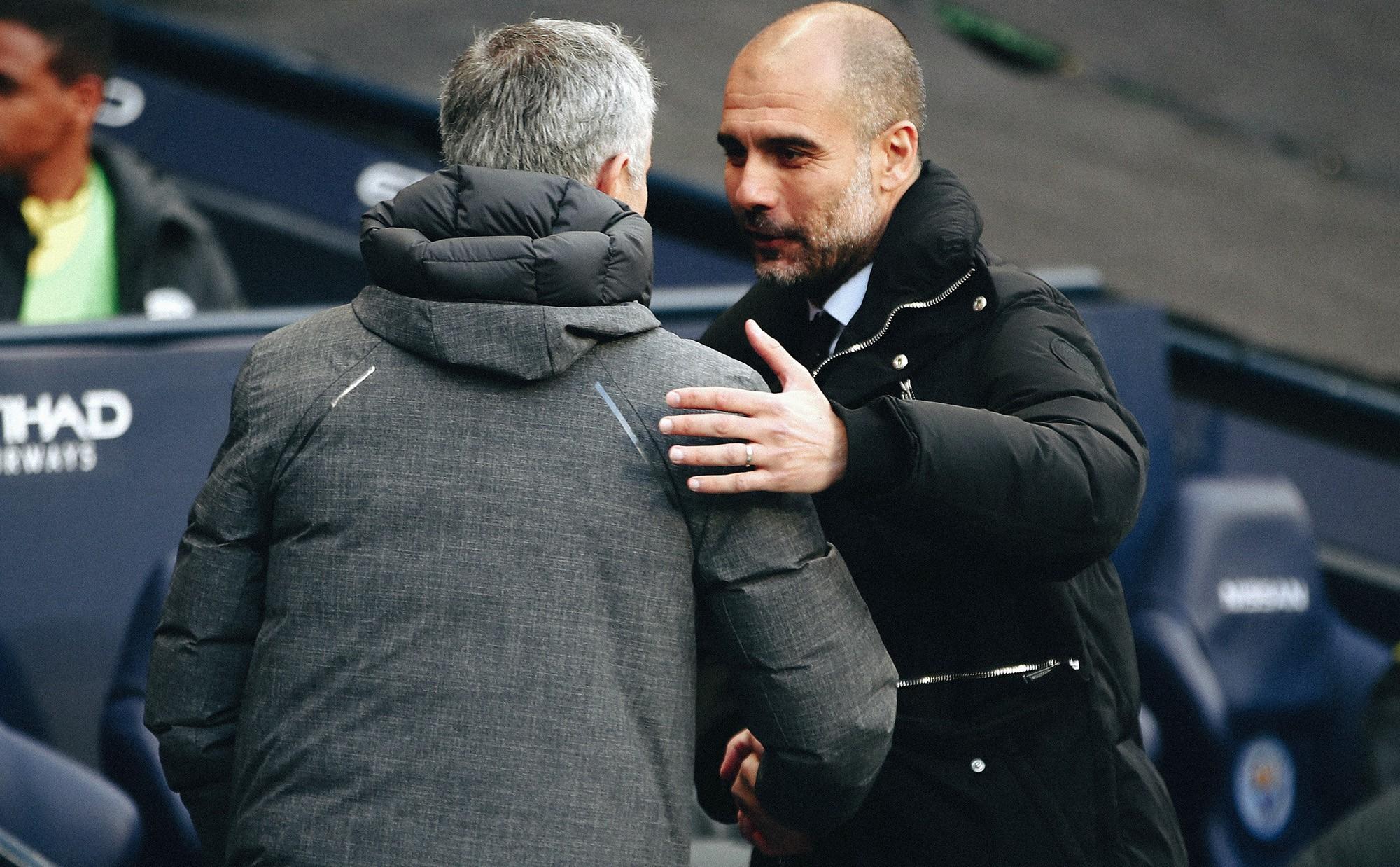 Mourinho, Pep & đại chiến Manchester: Đàn ông đích thực còn cần cả kẻ thù nữa! - Ảnh 18.