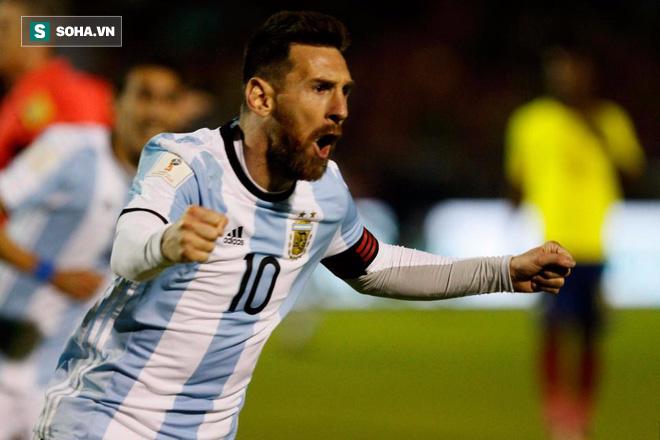 Barcelona hỗn loạn, Messi tính bước tháo chạy đến Premier League - Ảnh 1.