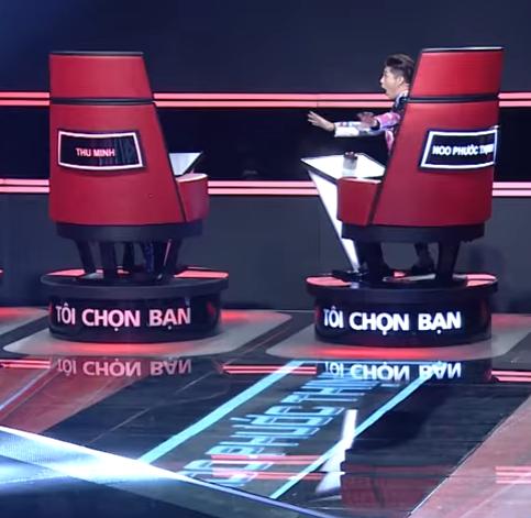 Giám khảo sửng sốt trước thí sinh nam hát giọng nữ, dám đấu giọng với Thu Minh - Ảnh 2.