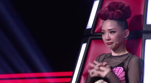 Giám khảo sửng sốt trước thí sinh nam hát giọng nữ, dám đấu giọng với Thu Minh - Ảnh 10.