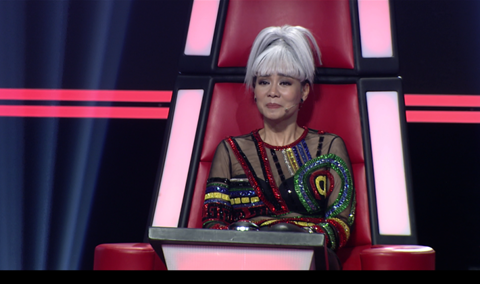 Giám khảo sửng sốt trước thí sinh nam hát giọng nữ, dám đấu giọng với Thu Minh - Ảnh 9.
