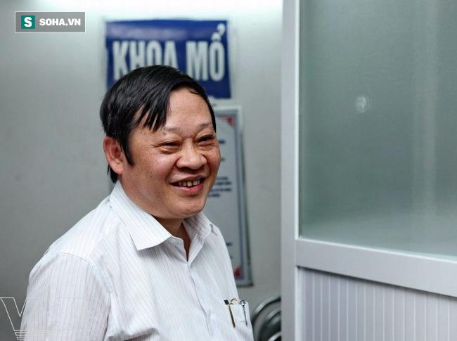 Thứ trưởng Nguyễn Viết Tiến: Gây tê tuỷ sống khi sinh mổ là kỹ thuật an toàn, ít di chứng - Ảnh 1.