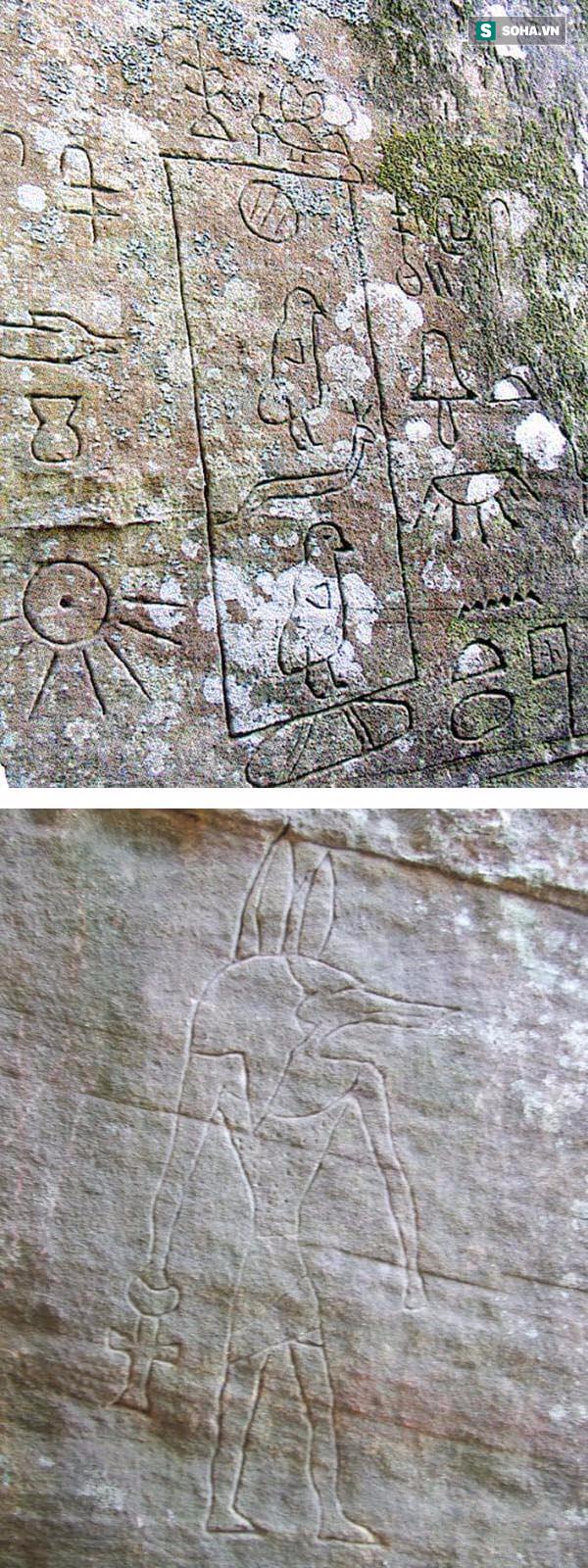 Người Ai Cập cổ đại từng vượt biển đến Australia? - Ảnh 1.