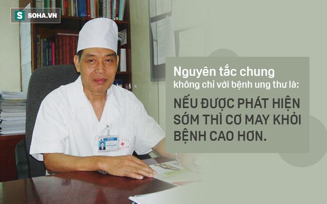 Ai cũng có thể bị ung thư, giáo sư đầu ngành Việt Nam chỉ 9 dấu hiệu cần cực kỳ cảnh giác - Ảnh 1.