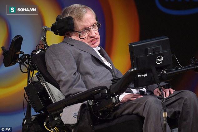 Stephen Hawking cảnh báo: Trái Đất có thể trở thành hỏa diệm sơn, nóng tới 250 độ C - Ảnh 1.