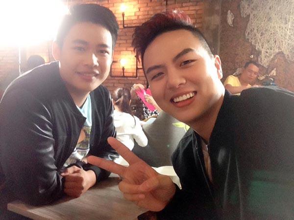 Hot boy trà sữa Lê Tấn Lợi đi đóng clip hài, có hẳn quản lý riêng - Ảnh 4.