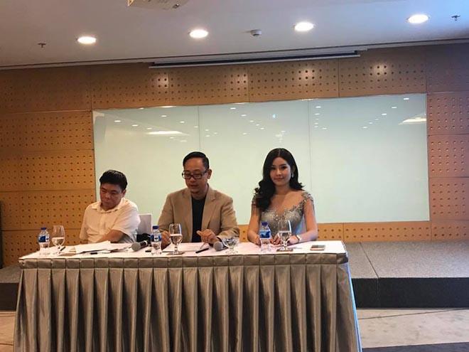 [Nóng] BTC Hoa hậu Đại dương họp nóng, lên tiếng việc thu hồi vương miện tân Hoa hậu Ngân Anh - ảnh 1