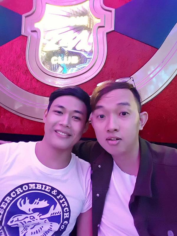 Hot boy trà sữa Lê Tấn Lợi đi đóng clip hài, có hẳn quản lý riêng - Ảnh 2.