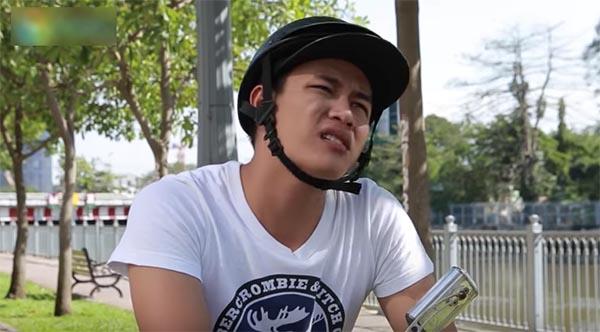 Hot boy trà sữa Lê Tấn Lợi đi đóng clip hài, có hẳn quản lý riêng - Ảnh 5.