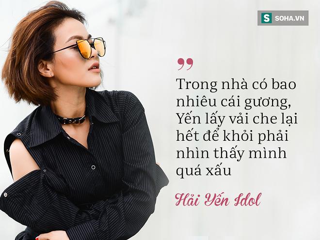 Bị chê bai ca sĩ gì như heo, Hải Yến Idol đã làm gì để giảm 20kg? - Ảnh 3.