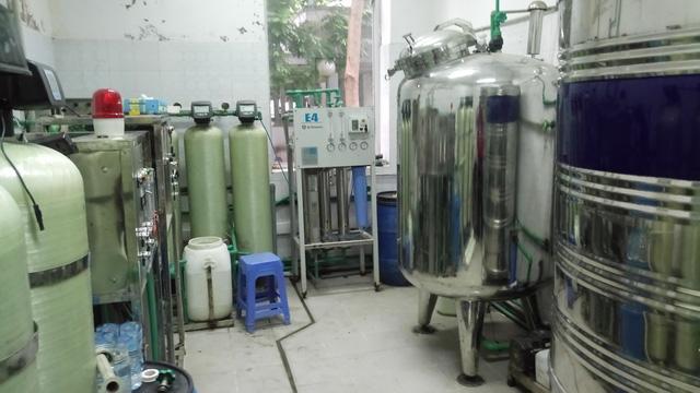 Tai biến chạy thận: Ký sang tay hợp đồng cho cty chuyên xử lý nước thải ngay trong ngày - Ảnh 2.