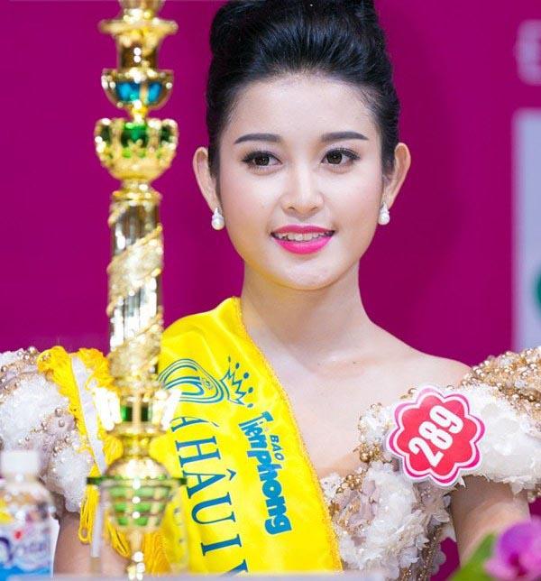Vẻ nóng bỏng của 5 mỹ nhân Việt sắp thi nhan sắc quốc tế - Ảnh 14.