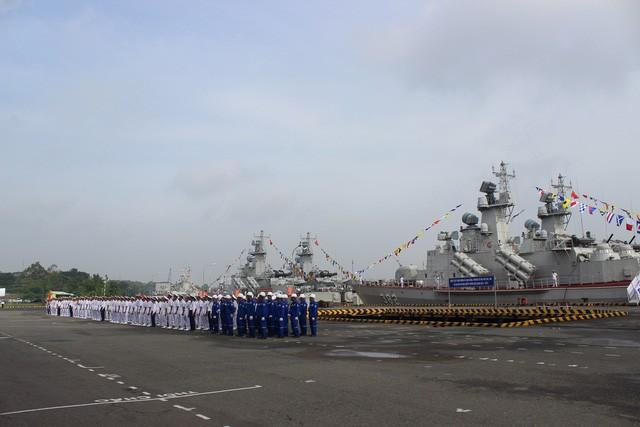 Việt Nam tiếp nhận vũ khí năm 2017: Lục quân, PK-KQ trầm lắng - Hải quân, CSB thăng hoa - Ảnh 3.