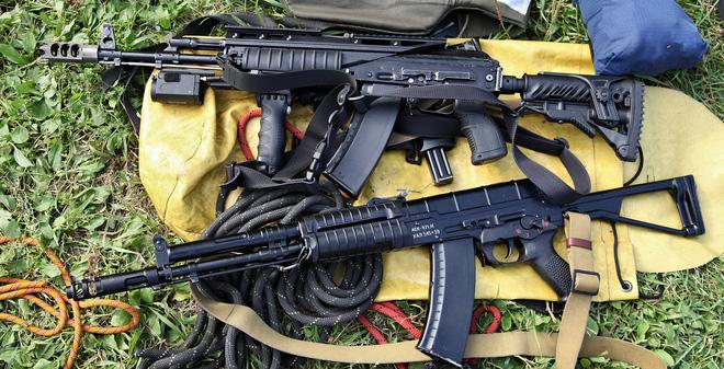 Các ứng viên trong cuộc đua giành vị trí súng trường tấn công tương lai của Quân đội Nga - Ảnh 3.