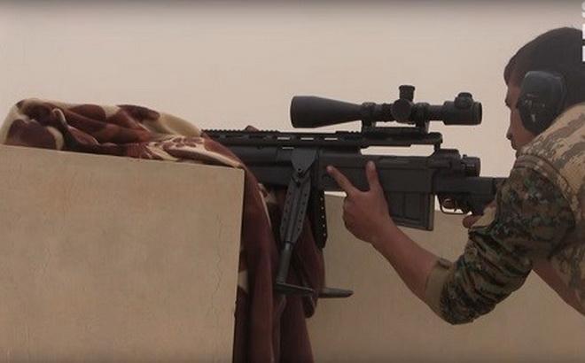 """Súng bắn tỉa Zastava M93 - """"Mũi tên đen"""" 12,7 mm của Serbia - Ảnh 3."""