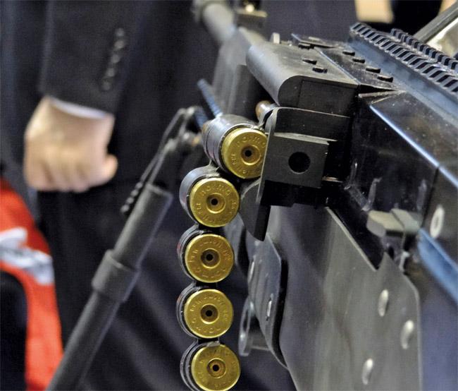 LWMMG - Thế hệ súng máy sử dụng loại đạn mới trên chiến trường hiện đại - Ảnh 4.