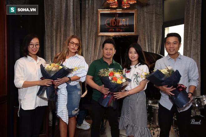 Bằng Kiều, Thanh Hà, Đạo diễn Hoàng Giang tiết lộ nhiều thông tin hot - Ảnh 2.