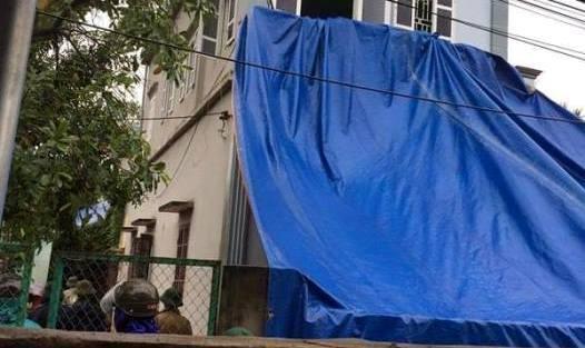 Hà Nội: Chồng đâm nhiều nhát để sát hại vợ lúc rạng sáng - ảnh 1