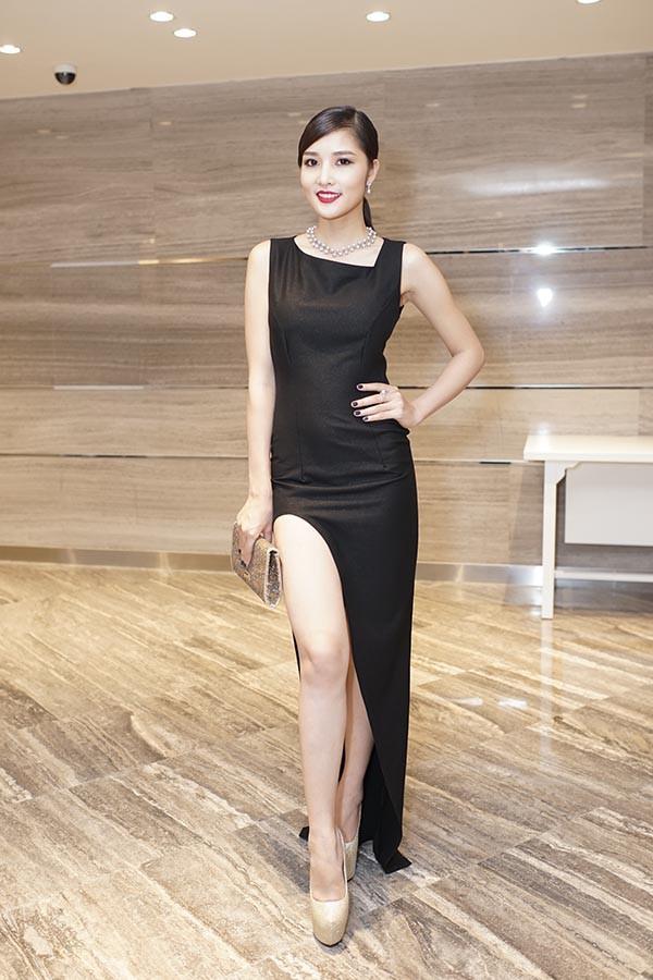 Cuộc sống của Hoa hậu Việt đầu tiên trả lại vương miện - Ảnh 2.