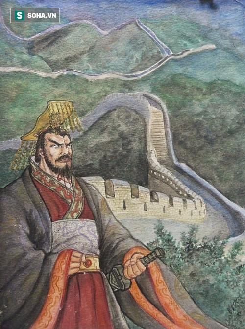 Có được thiên hạ trong tay, Tần Thủy Hoàng vẫn nuối tiếc cả đời vì một góa phụ - Ảnh 2.