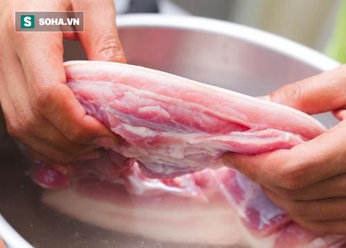 Bốn loại thực phẩm càng rửa càng bẩn nếu không rửa đúng cách - ảnh 1