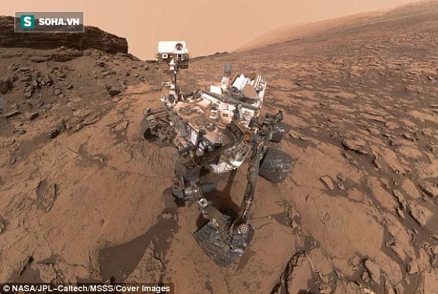 Phát hiện vật thể lạ trên Sao Hỏa: Nghi vấn của người ngoài hành tinh - Ảnh 3.