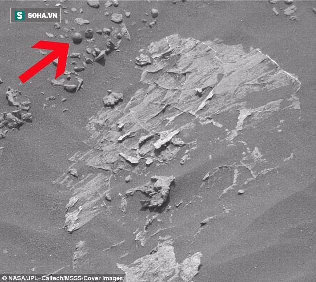 Phát hiện vật thể lạ trên Sao Hỏa: Nghi vấn của người ngoài hành tinh - Ảnh 2.
