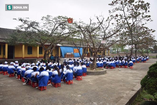 Thư viện vùng quê cho trường THCS An Châu - Thái Bình - Ảnh 3.