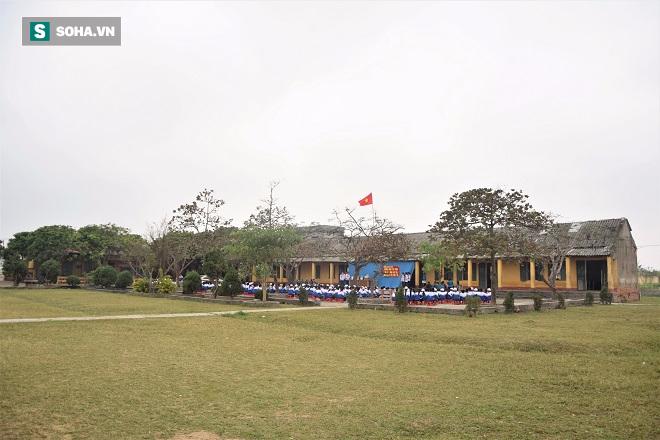 Thư viện vùng quê cho trường THCS An Châu - Thái Bình - Ảnh 1.