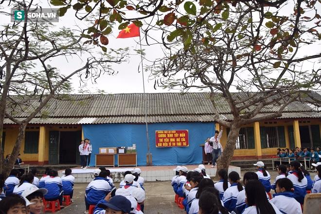 Thư viện vùng quê cho trường THCS An Châu - Thái Bình - Ảnh 9.